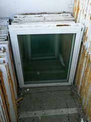 Kunststoff Fenster 141 cm breit