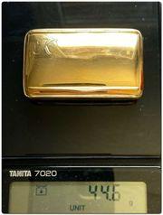 Gold Dose Pill Box 750