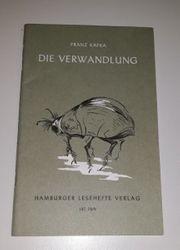 Die Verwandlung - Franz Kafka Hamburger