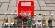 DDR Miniaturflaschen Schnaps Konsum