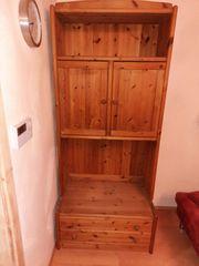 Wohnzimmerschrank aus Massivholz