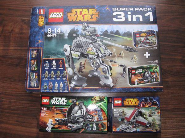 Lego Star Wars 66479 Super
