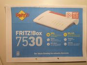 Fritz Box 7530 wie neu
