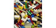 Lego 1 000 Basissteine bunt
