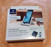 Smartphone- und Tablet-Halterung neu