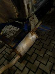 Endschalldämpfer Auspuff Subaru Legacy 2