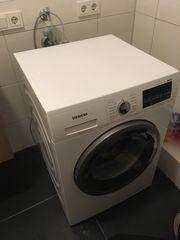 waschtrockner siemens iq500 1 Jahr