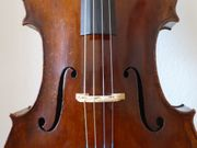 Cello gebaut von Albin Ludwig