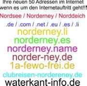 Über 50 Stück Internet -Domain
