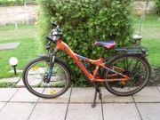 Kinder oder Jugend Mountainbike von