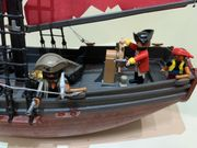 Playmobil Piratenschiff -3174- Roter Korsar