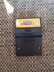 gameboy pokemon pinball game