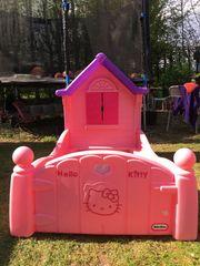Kinderbett von Little Tikes Prinzessinnenbett
