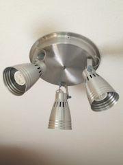 Deckenlampe Krämare Aluminium 3 Spots