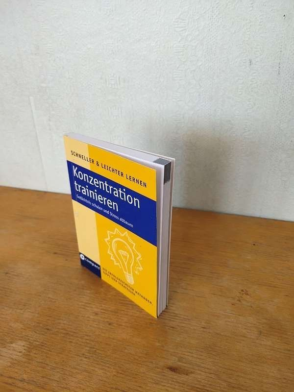 Andrea Solms - Konzentration trainieren