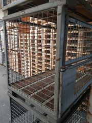 Europaletten Ankauf in Nürnberg Palettenscout
