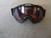 Verkaufe Alpina Skibrille