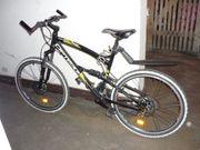 Oisans OptimAlp aluminium Fahrrad Mountainbike