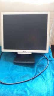 Monitor mit Kabel acer