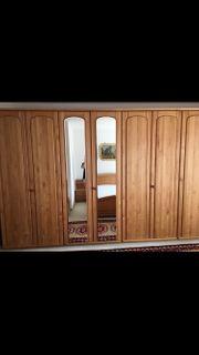 Schlafzimmer Schrank Kommode Bett