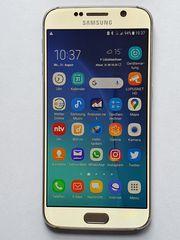 Samsung Galaxy S6 Smartphone mit