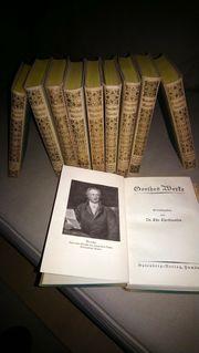 Goethes Werke 10 Bände