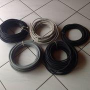 Kabel mit verschiedenen Stärken