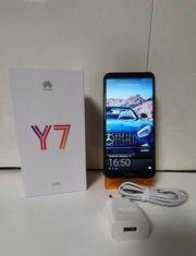 Huawei Y7 2018 Blau