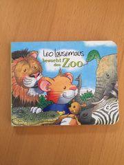 Buch Leo Lausemaus besucht den