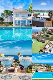 TOP Spanien Ferienvilla Lloret de