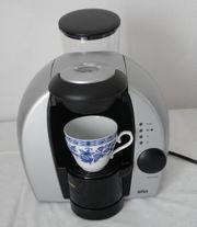 Tassimo Kapsel-Kaffeeautomat von Braun