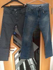 2 Jeanshosen von H M