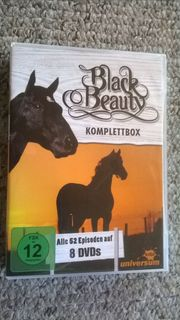 Black Beauty - DVD-Komplettbox - 8 DVDs -