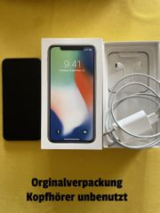 iPhone X 256GB TOP Zustand