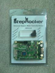 Schrittmotor-Steuerung StepRocker
