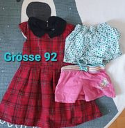 Mädchenkleidung Grösse 86 92