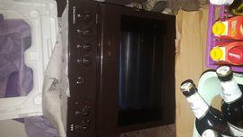 Küchenherde, Grill, Mikrowelle - Elektroherd und Dunstabzugshaube