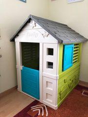 Smoby Spielhaus mit Sommerküche