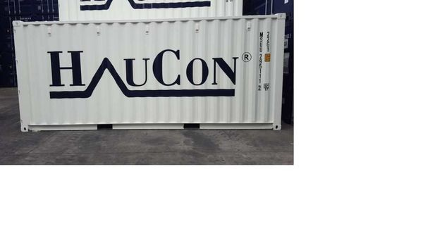 Seecontainer 20ft BJ2019 1850EUR