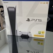 PS5 64 GB mit Rechnung