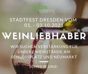 STOPP Weinliebhaber für das Stadtfest