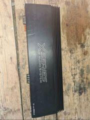 X Series Endstufe von Audiosystem