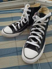 Converse Chucks schwarz Gr 38