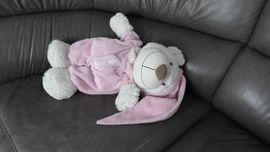 Sonstiges Kinderspielzeug - Neuwertiger Plüsch - Schlafbär I love