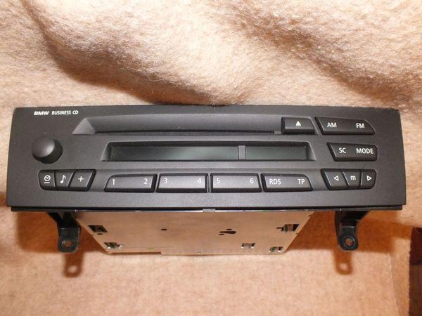 BMW Business CD Autoradio