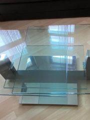 Glas Couchtisch Design