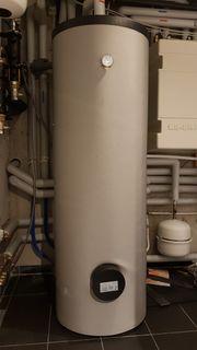Warmwasserspeicher Junkers HR 300 Wärmepumpenspeicher