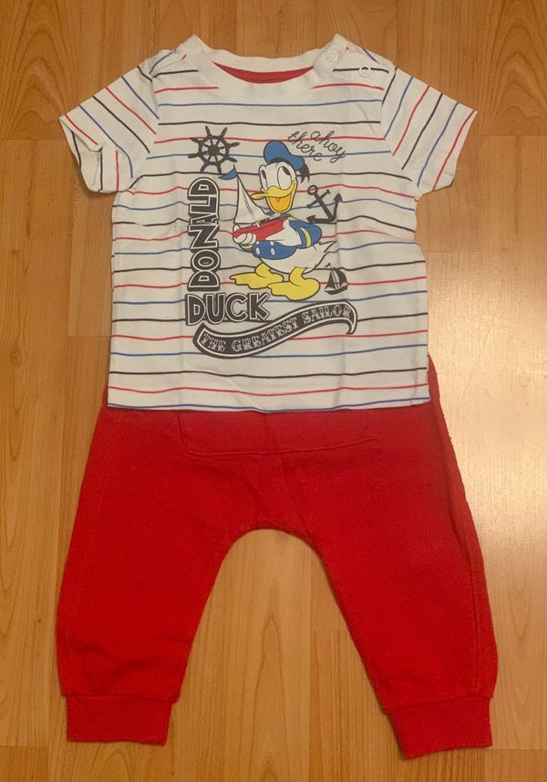 Set Donald Duck - Grösse 74