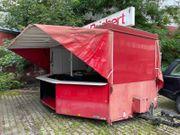 Esselmann BP15 Ausschankwagen rot