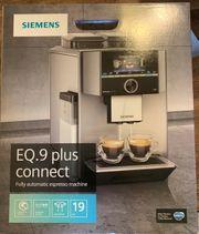 Siemens Kaffeevollautomat EQ 9 plus